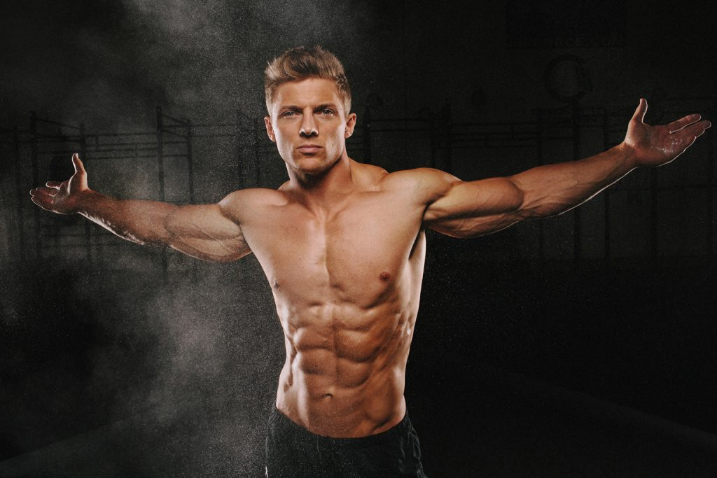 steve cook workout