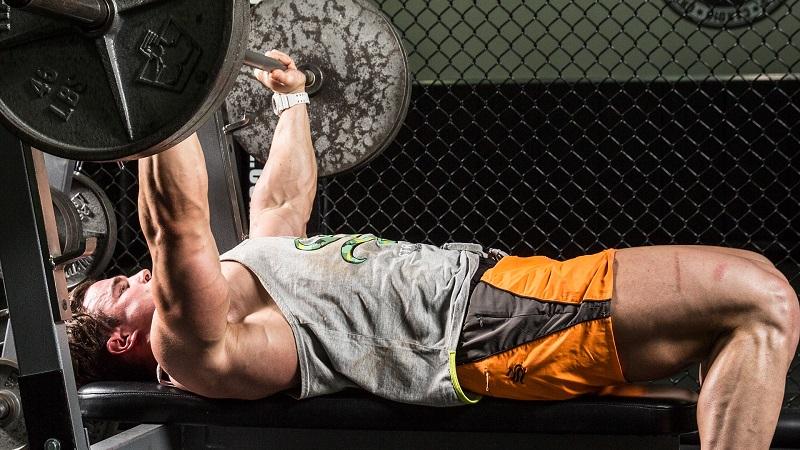 entrainement gain muscle