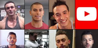 youtubeur musculation