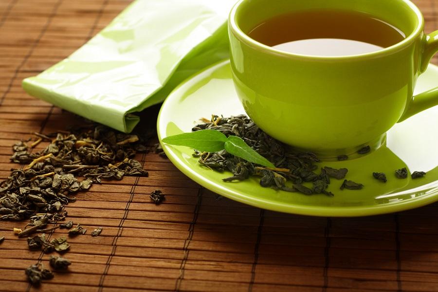 perdre gras ventre thé vert