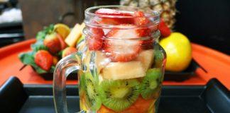 paléo musculation fruits